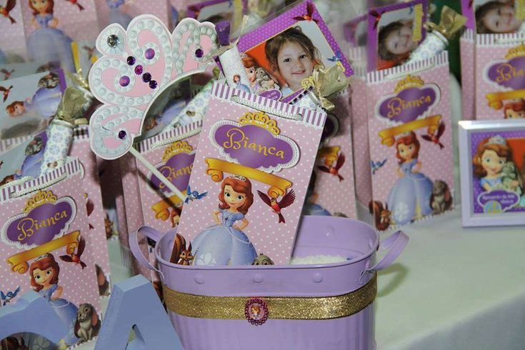 Princess Birthday Party Ideas | Photo 9 of 18