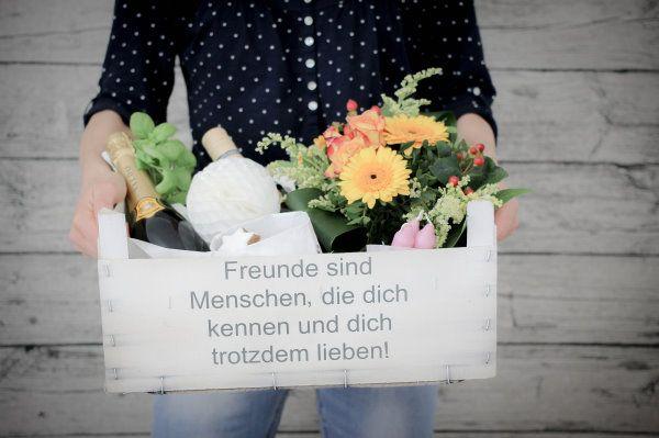 Eine Kiste für die beste Freundin. by http://titatoni.blogspot.de/