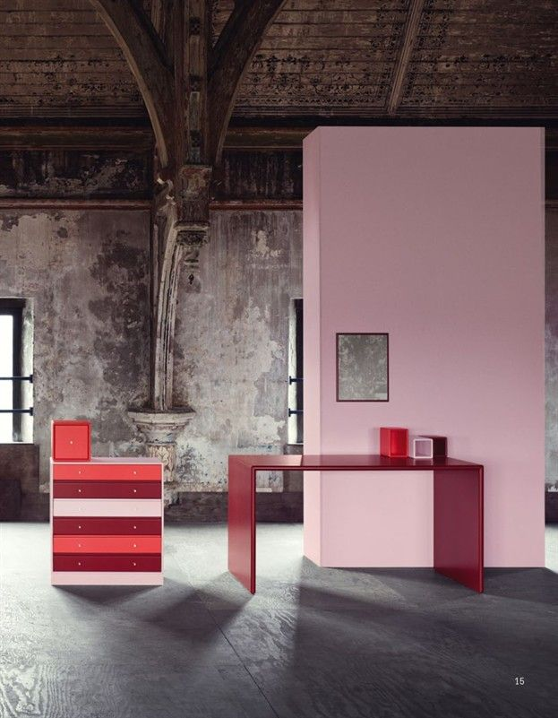 Montana Furniture Red Colours