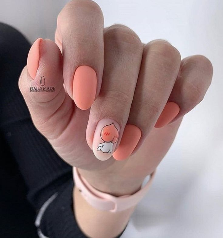 100+ Lovely Early Spring Short Nails Art Design And Colors Ideas - #shortnails