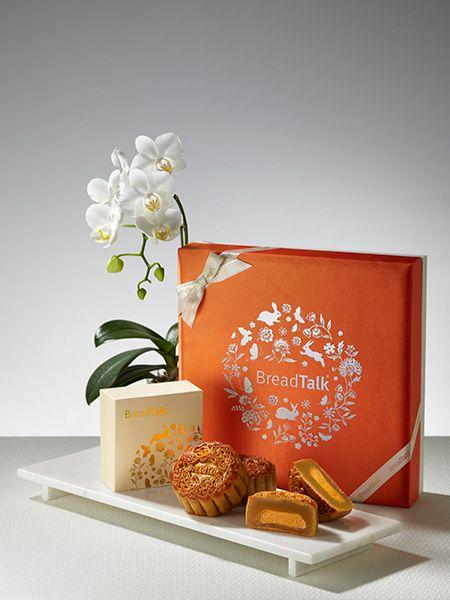 Packaging: Breadtalk 2014