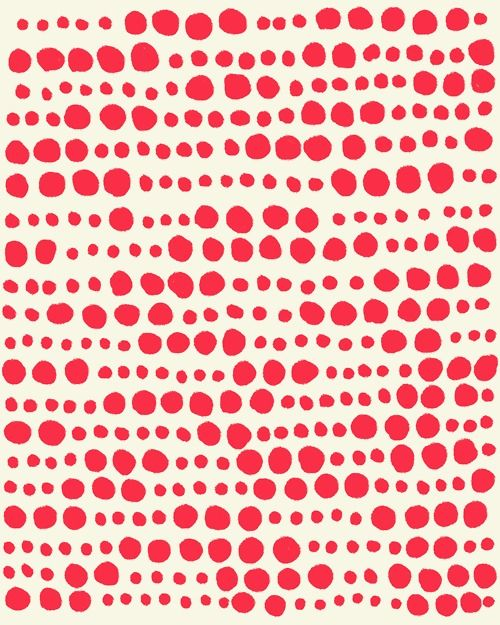 Love this pattern ... but I love circles and dots!