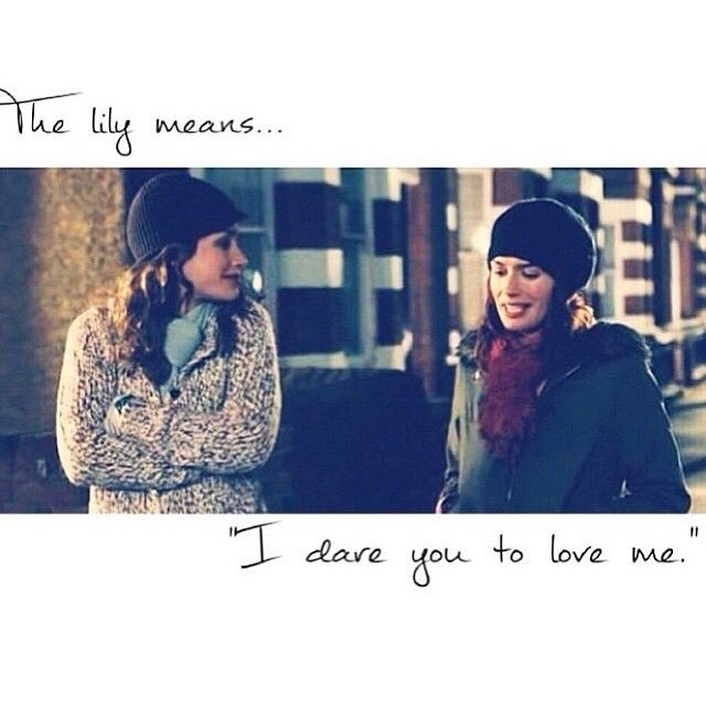 To dare love lily i me you