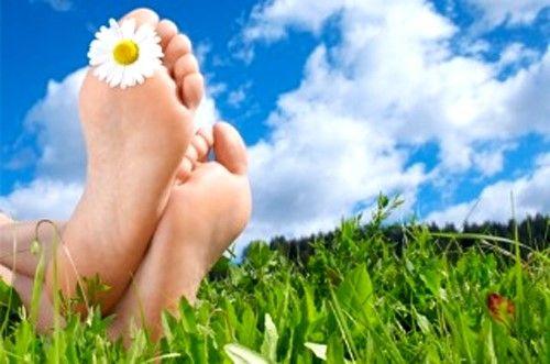 Porque é tão importante estudar os pés?