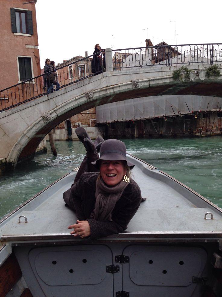 Mini trasloco a Venezia, like a Virgin