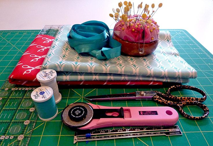 Moda's Half Moon Modern Sewing Room: Ironing Board Cover | Sew4Home