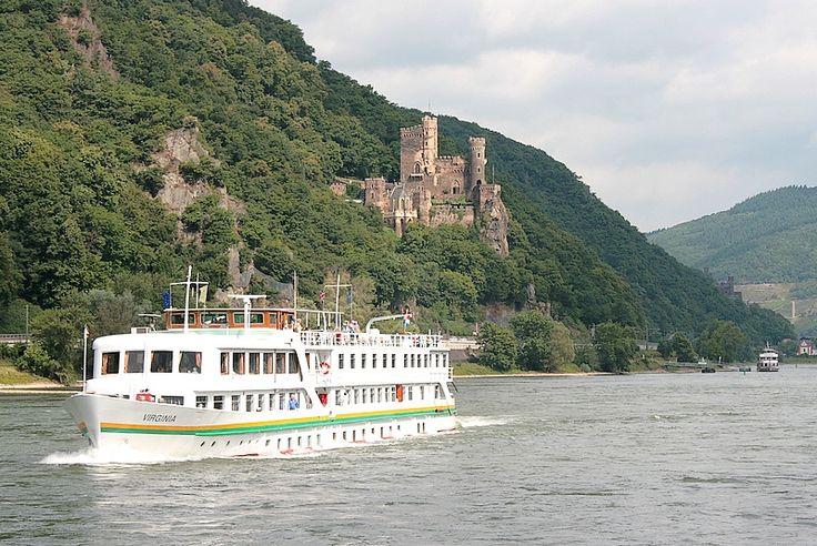 UNESCO Welterbe Oberer Mittelrhein. Es gibt zwischen Rüdesheim und Unkel viele gute Gründe für eine Reise an den Rhein, genauer gesagt an den Mittelrhein. W