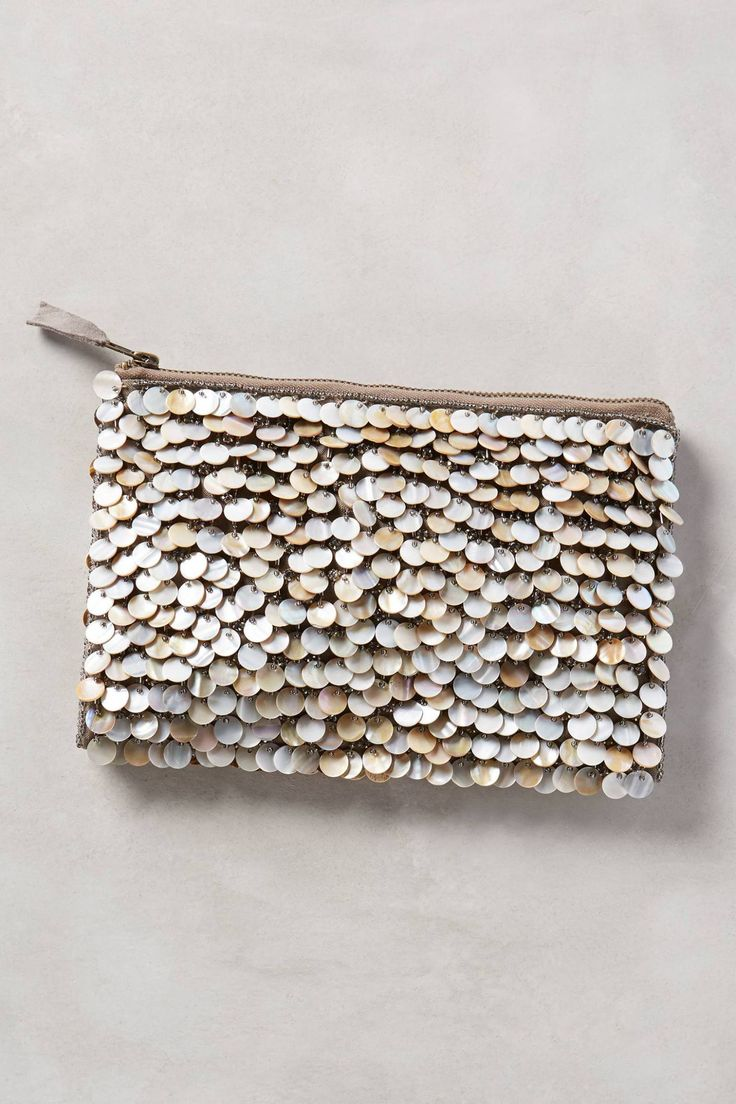 Seabed Pouch #anthrofave