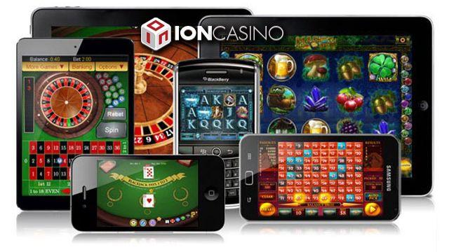 Cara Mudah Mengakses Ion Casino Dengan Smartphone