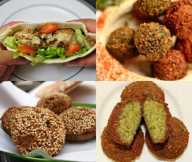 طريقه عمل الفلافل على الطريقة السورية الأصلية Best Falafel Recipe Falafel Falafel Recipe