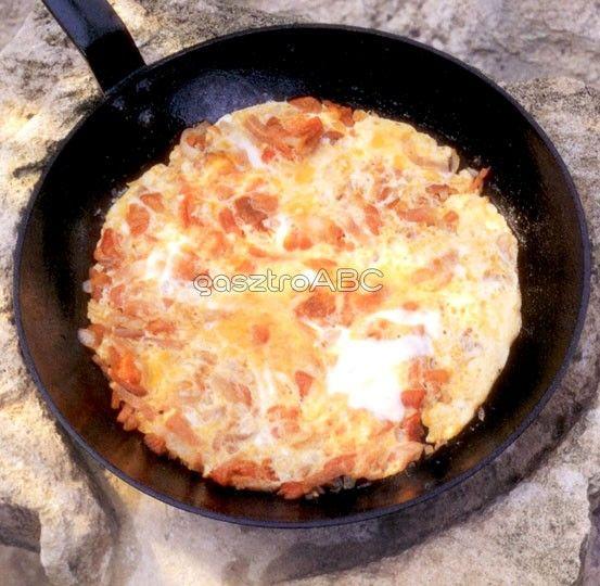 Paprikás omlett | Receptek