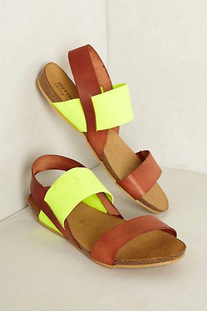 Pantego Sandals #anthropologie