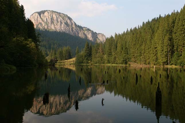 Románia-Gyilkos-tó