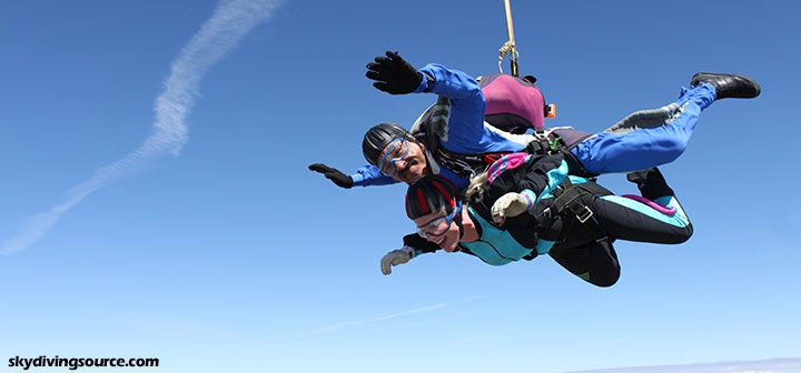 We answer the common skydiving question: How much does it cost to go skydiving?