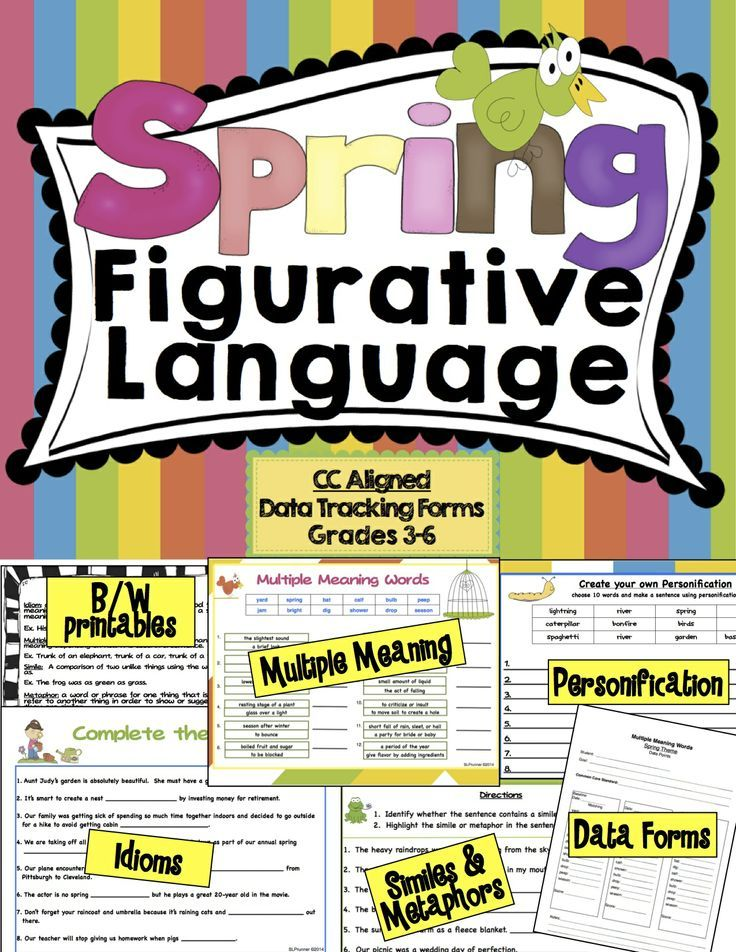 New and fun activities of abstract language!