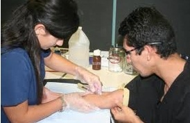 There has been a steady demand for phlebotomists in the past years. In fact phlebotomy has been a promising career option for anyone who would like to enter the medical field. So what is phlebotomy? Phlebotomy is defined as the act of obtaining blood from a vein. A phlebotomist draws blood from patients and donors in clinics, blood banks or hospital, the blood being subject to analysis or other medical purposes.Someone who extracts blood for medical examination purposes is called a…