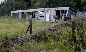 They have gasoline, but since 20 Years no drinking water!  and its not on zhe MAGA list.  A mobile home an investor was hoping to turn into a 5 & 10 store but was unable to get started due to legal restrictions in Sandbranch, Texas on Saturday, October 7, 2017. The home is now abandoned and deteriorating. (Stewart F. House/Special Contributor)