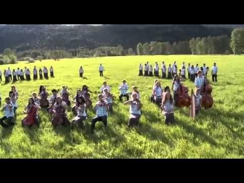 Melodia do Hino BÊNÇÃOS, BÊNÇÃOS DEUS DERRAMARÁ