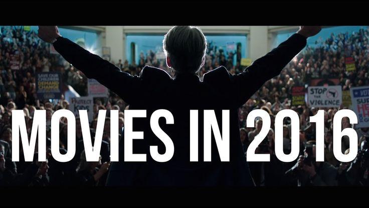 Movies in 2016 - Mashup Movie Trailer.