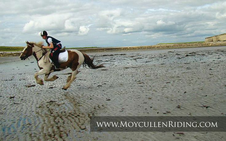 Rusheen Bay, Galway Bay with Moycullen Riding Centre