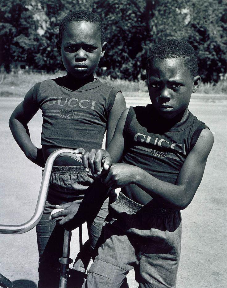 Gucci Brothers, 1990 | Ph: Earlie Hudnall, Jr.