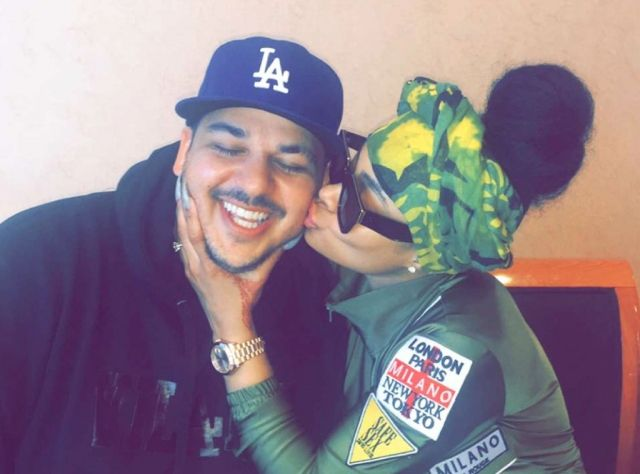 Rob Kardashian could face jail time for leaking nude pics of Blac Chyna - Rolling Out
