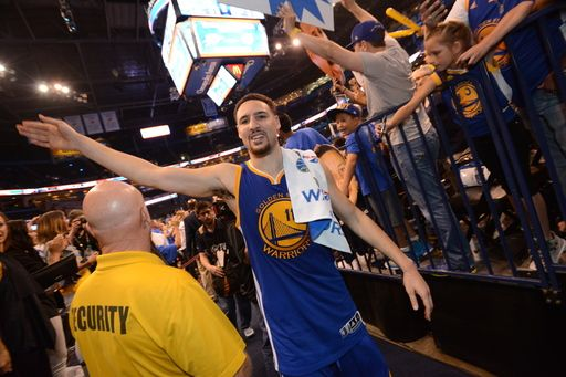 Klay Thompson delivered a 41-point night for the ages to save the Warriors' season and force a Game 7. Go Cougars!