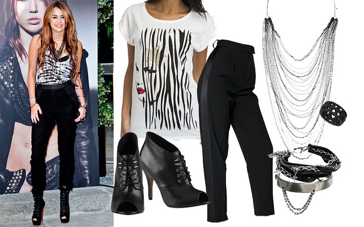 Miley Cyrus http://www.stellajuno.com/index.php/en/blog-item/item/123-get-the-look-miley-cyrus