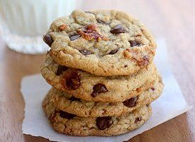 These Candied Bacon Chocolate Chip Cookies are so sinful, they'll send you straight to confession after one bite.