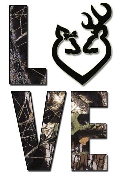 Buck and Doe LOVE.