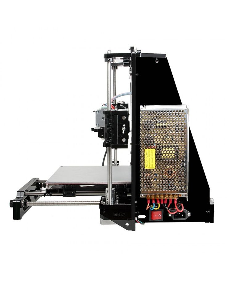 Geeetech Prusa i3 X - High Speed & Multi Filaments Support