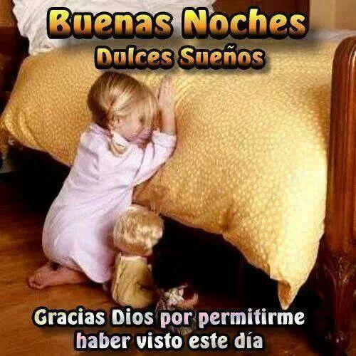 ★¡ BUENAS NOCHES. !★