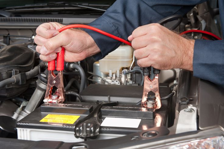 How To Properly Attach Jumper Cables And Jump Start Your