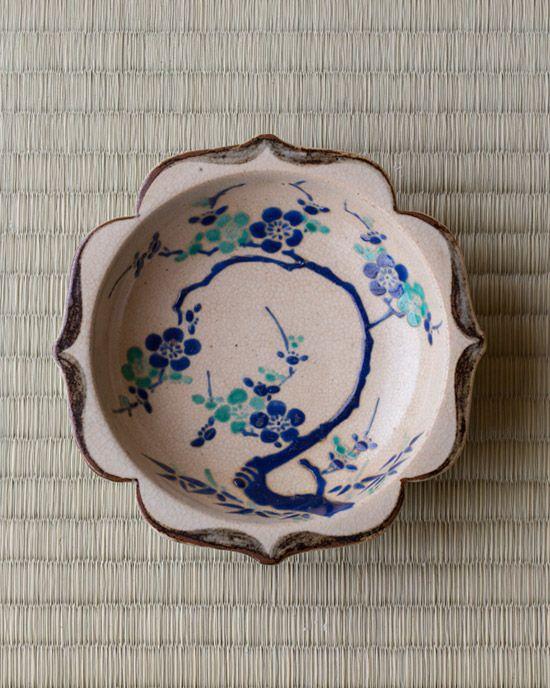 Dish, Edo Period