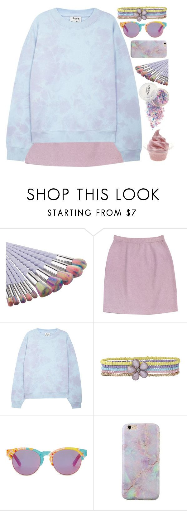 """""""marble"""" by katykitty5397 ❤ liked on Polyvore featuring St. John, Acne Studios, Disney, Monsoon, TOMS, simple and marble"""