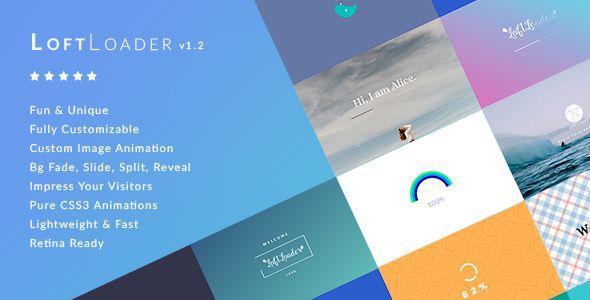 LoftLoader Pro - Preloader Plugin for WordPress | Best Premium
