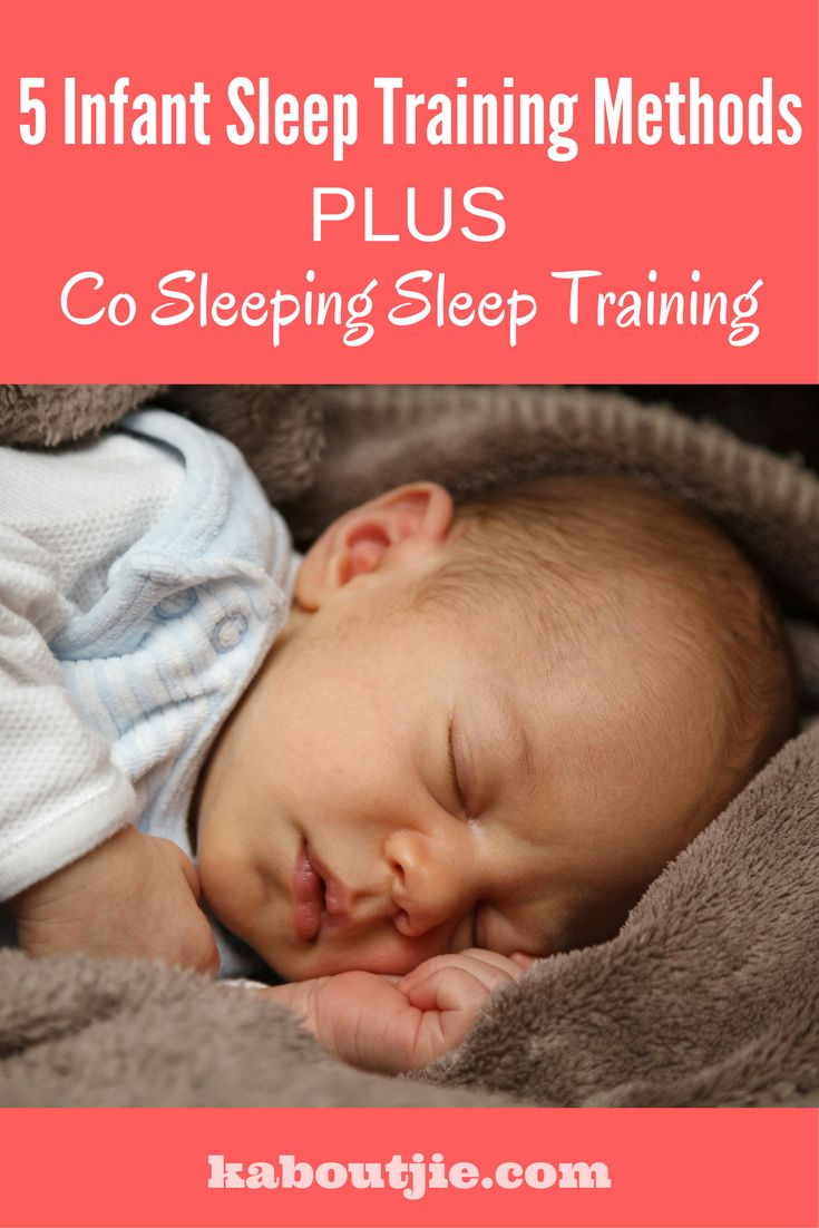 Not every sleep training method involves your baby crying it out! Here are 5 infant sleep training methods including co sleeping sleep training for attachment parenting.   #sleeptraining #babysleep #sleep #sleepingbaby #selfsoothe #cryitout #cryitoutmethod #cosleeping #attachmentparenting #breastfeeding #gentleparenting #sleepy #sleeptime #babyroutine #sleeptrainingmethods #ferbersleeptraining #fadingsleepmethod #pickupputdown #nightynight #bedtime #lightsout