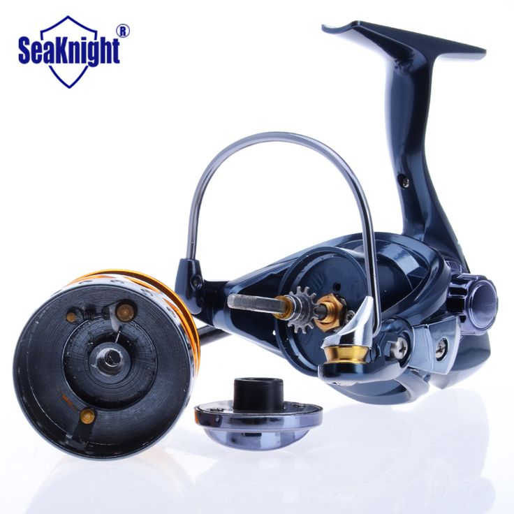 11 best images about seaknight best aluminum spool for Best fishing gear