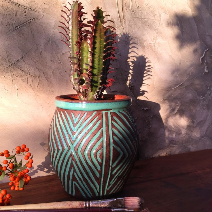 Image result for aztec pot