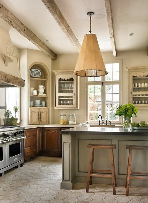 Gorgeous feature from Kitchen + Bath Ideas #kitchens