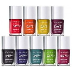 COVERGIRL GLOSSY DAYS NAIL POLISH