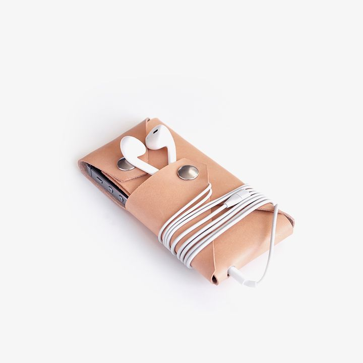 Lemur Iphone 5 cover in Natural Color