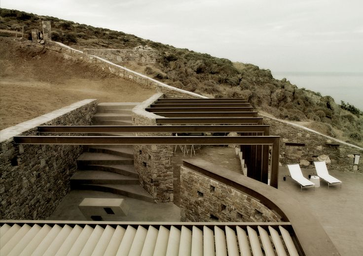 Gallery of Vacation Residence at Lia / MOLD Architects - 33