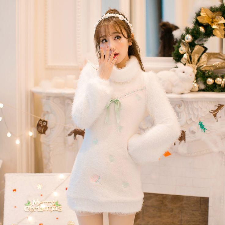 Купить товарПринцесса сладкий лолита белое платье Конфеты дождь Японский дизайн Сладкий свитер с длинными рукавами Грудь лук Гиппокампа волосы C16CD6244 в категории Пуловерына AliExpress. Принцесса сладкий лолита белое платье Конфеты дождь Японский дизайн Сладкий свитер с длинными рукавами Грудь лук Гиппокампа волосы C16CD6244