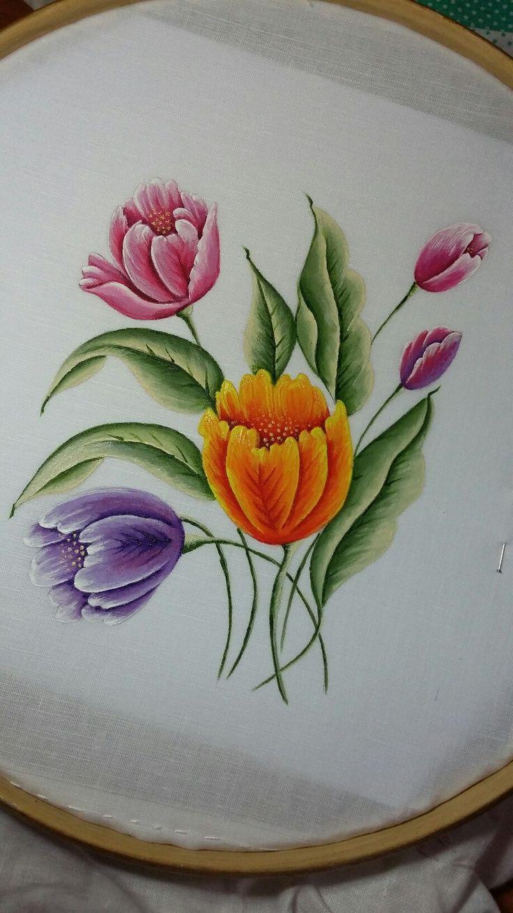Mejores 109 im genes de dibujos para pintar en tela en - Dibujos para pintar en tela infantiles ...