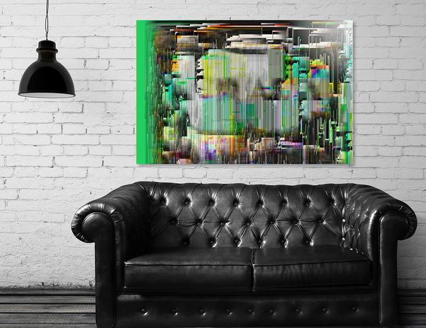 Discover «code life II», Numbered Edition Acrylic Glass Print by vividvivi - From $75 - Curioos