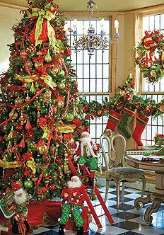 74 best Frontgate Holiday Decor images on Pinterest | Christmas ...
