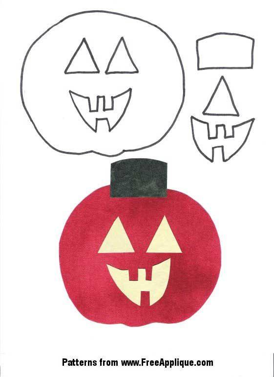 167 besten Quilts - Fall/Halloween Bilder auf Pinterest | Halloween ...