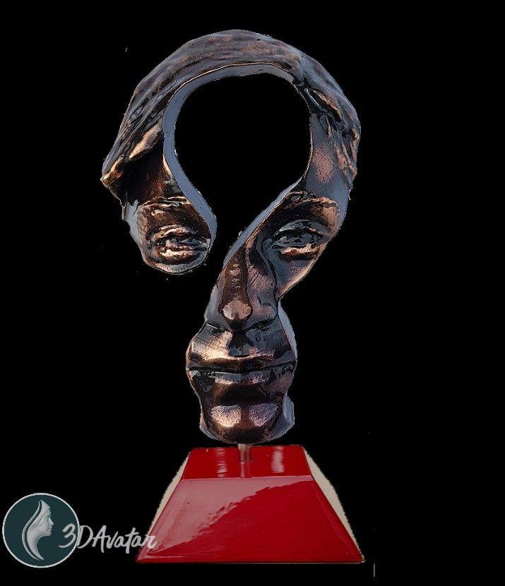 3dprinting Art Sculpture: