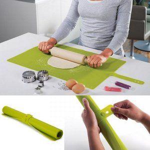 Коврик-подложка для теста Roll-up фото